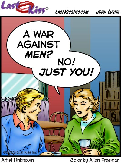 The War Against Men