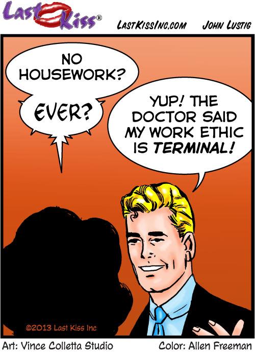 No Housework—Ever!