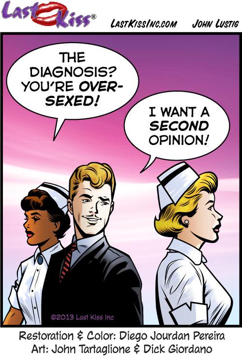 Oversexed?