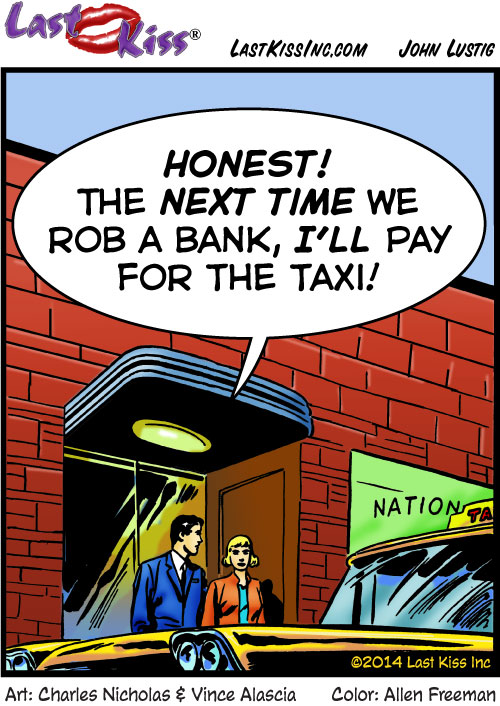 Budget Bank Heist