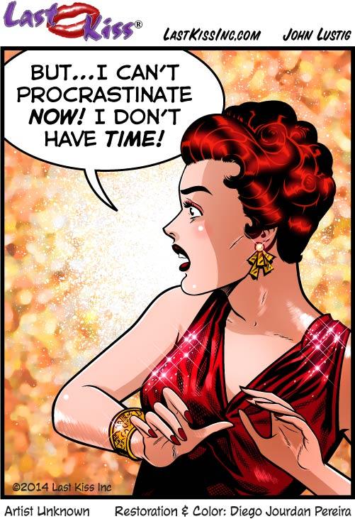 Procrastinate Later