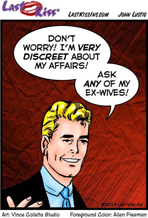 Secret Affairs?