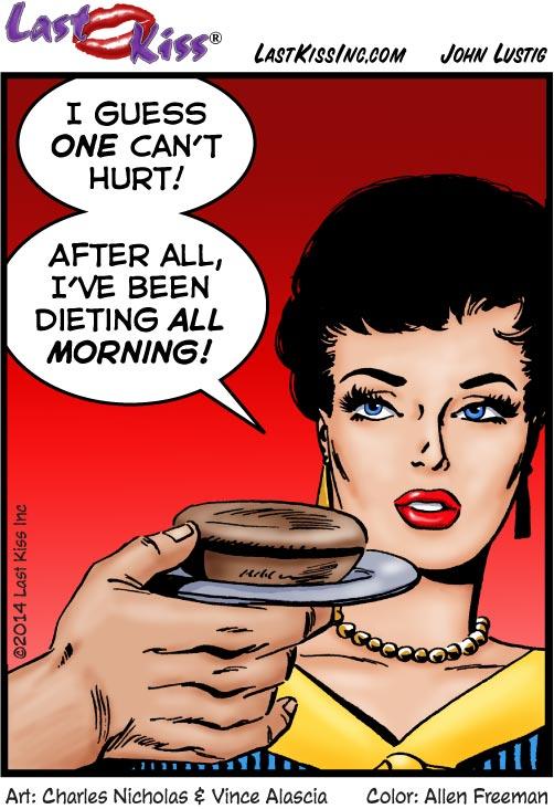 Diet Mini-Marathon
