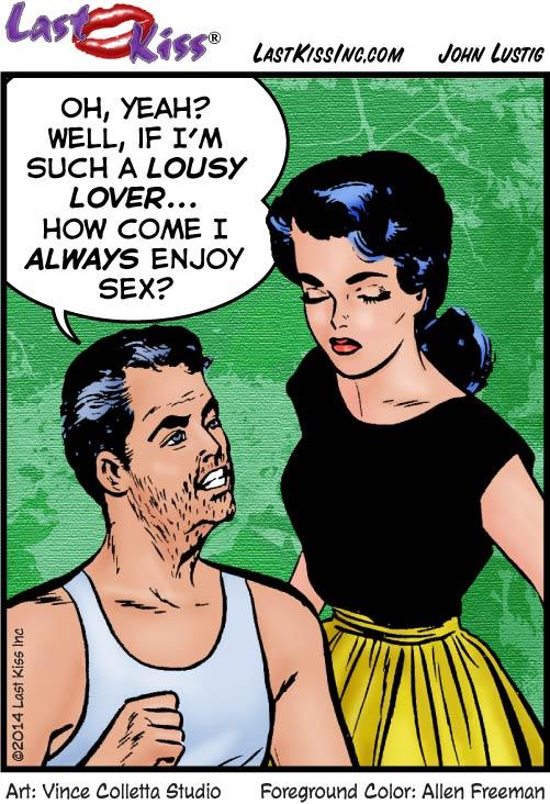 Lousy Lover?