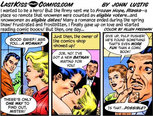 Comics Or Romance