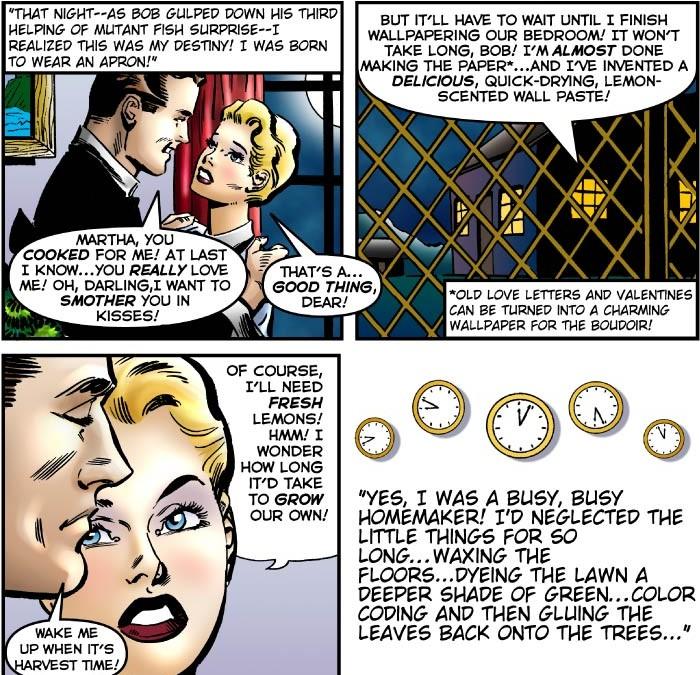 Martha StewTart…Domestic Superhero, Part 4