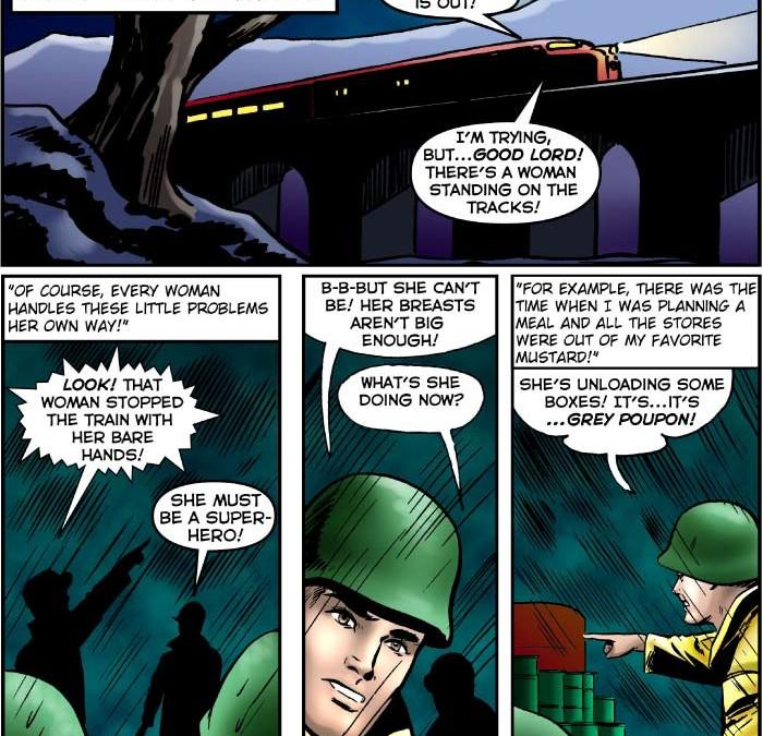 Martha StewTart…Domestic Superhero, Part 5