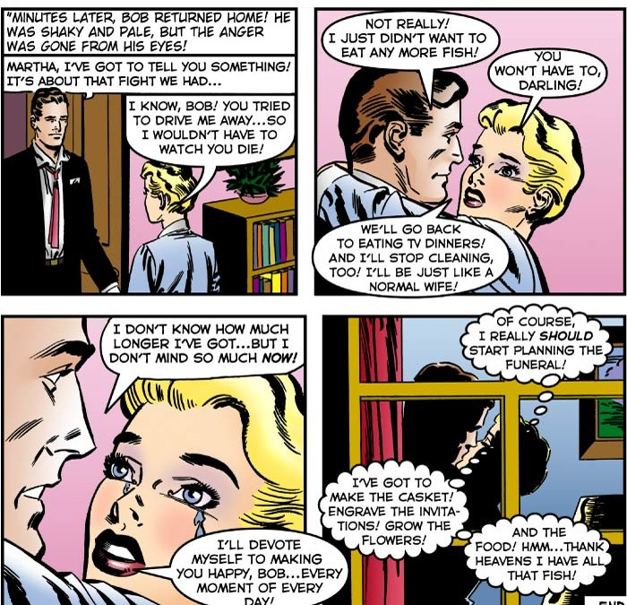 Martha StewTart Domestic Superhero, Part 10 of 10!