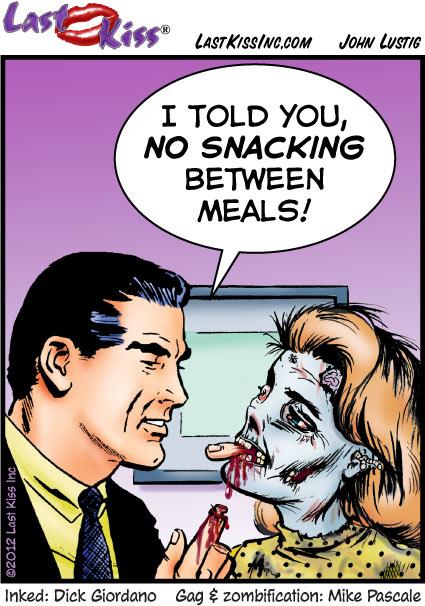 Zombie Snacks