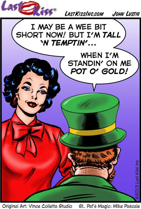 Tall, Tempting and Very Irish