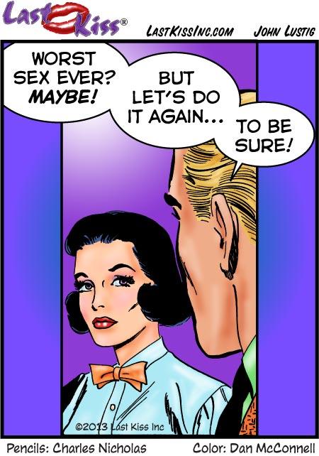 Worst Sex Ever?