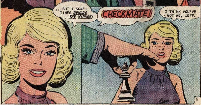 From Secret Romance #28