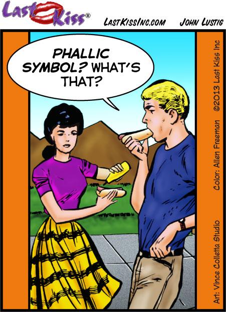 Phallic Fumble