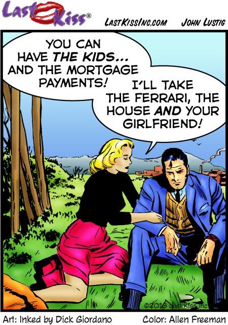 Worst Divorce Terms Ever