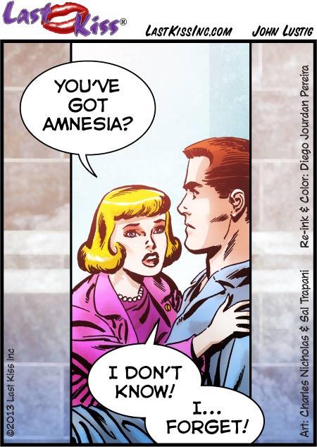 Amnesia?