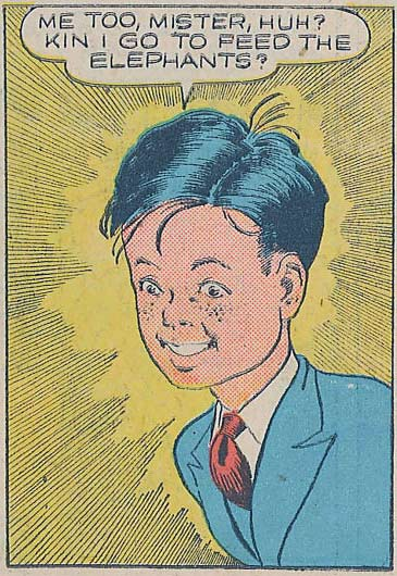 Art by Reed Crandall from Smash #24, 1941.