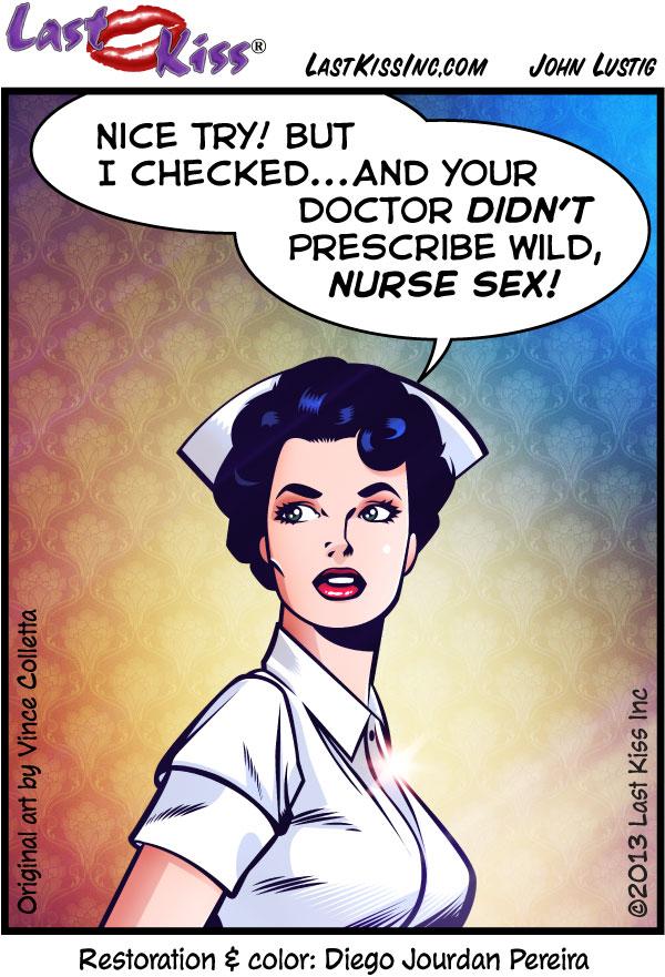 Wild Nurse Whoopee