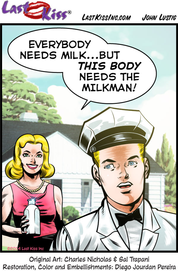 Milkman Does Her Body? Good!