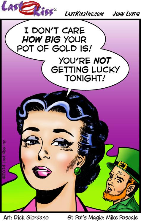Unlucky Leprechaun
