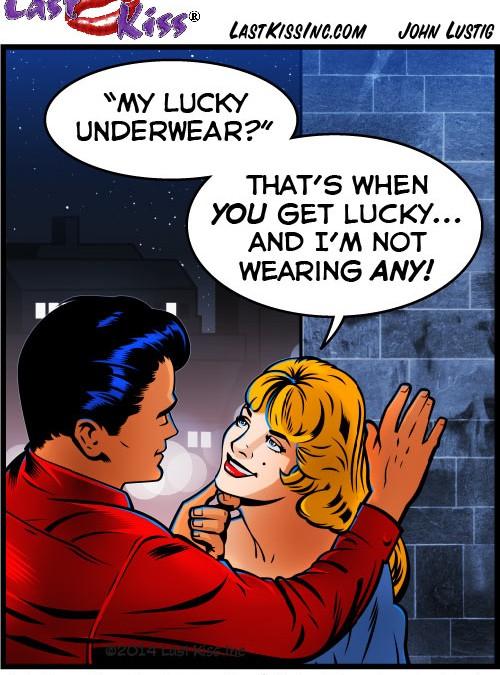 My Lucky Underwear