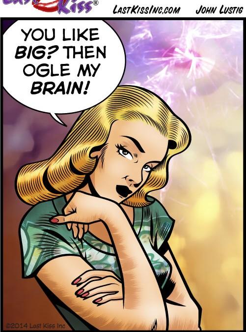 Oh, My! What Big Cerebral Hemispheres You Have!