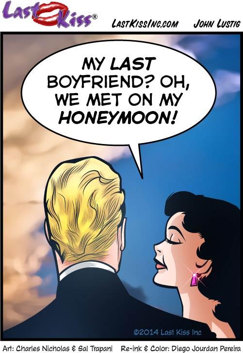 Wild Honeymoon