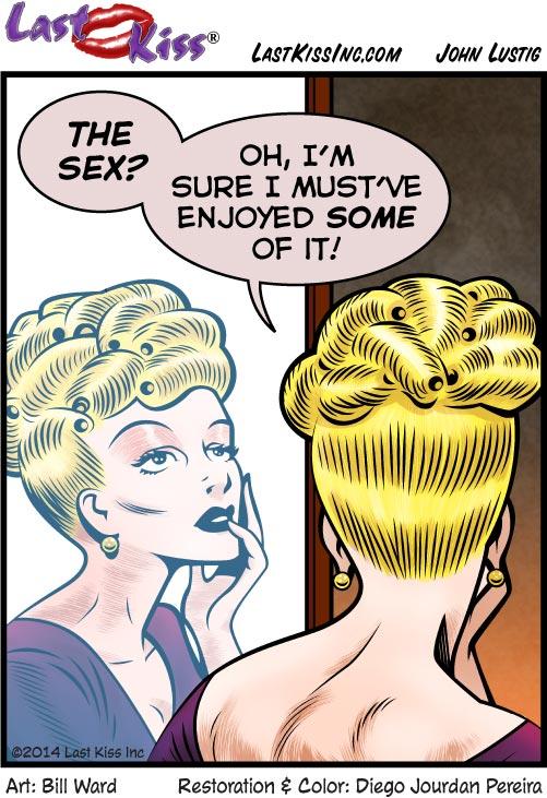 Sex? Oh, Hum!