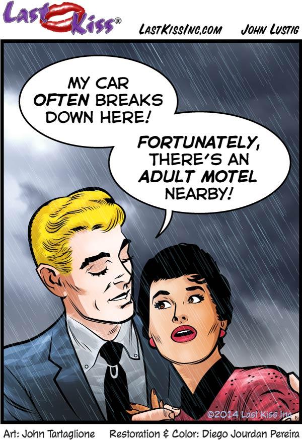 Car Stalls, Sex Calls