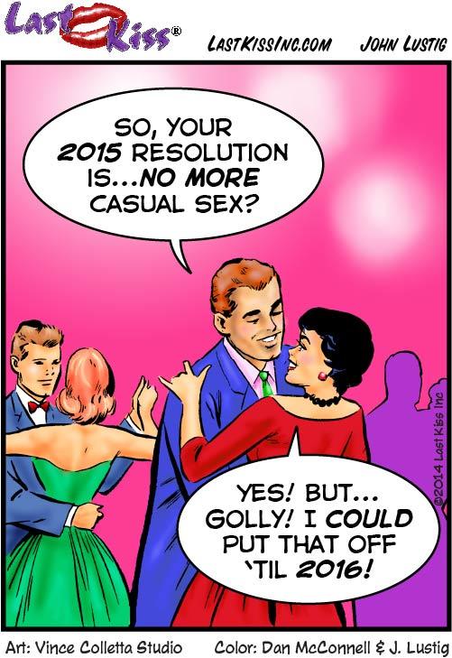 2015 Resolution?
