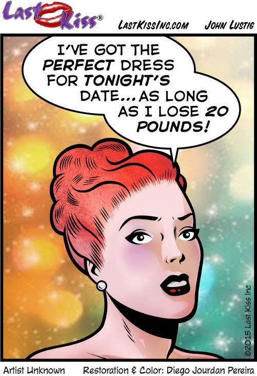 The Desperate Date Dress