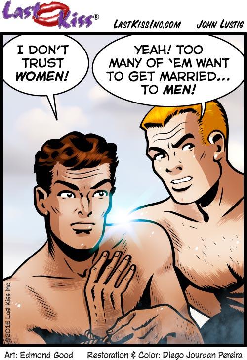 Don't Trust Women