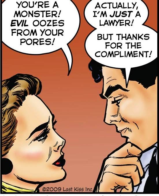 Oozing Evil?