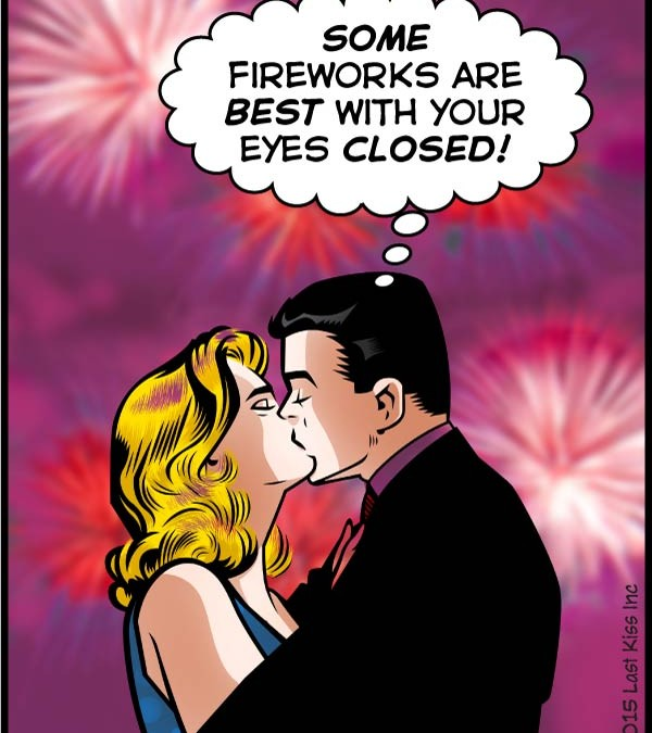 Fireworks in Your Mind