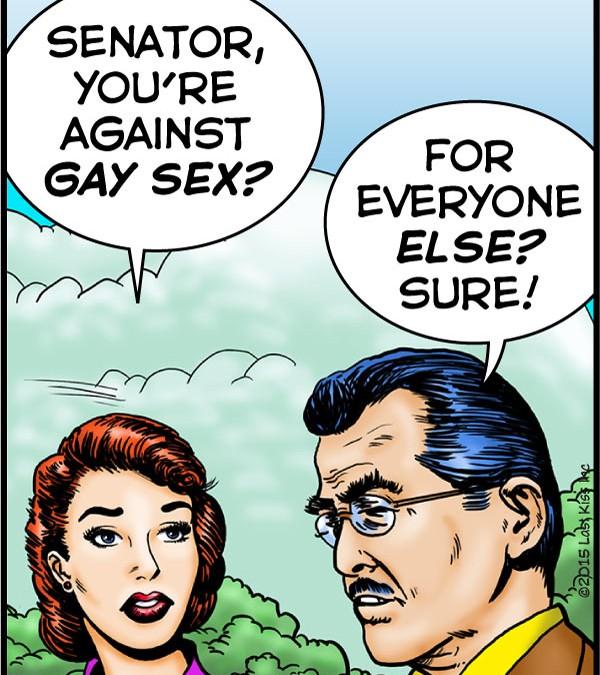 No Gay Sex?