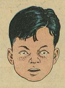 Art by Lou Fine from SMASH COMICS #26, 1941.