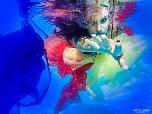 Mermaid Photo by Allen Freeman