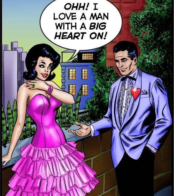 Heart too? Please!