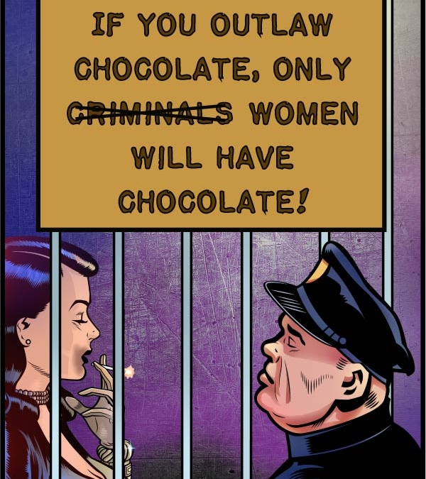 Chocolate Criminals
