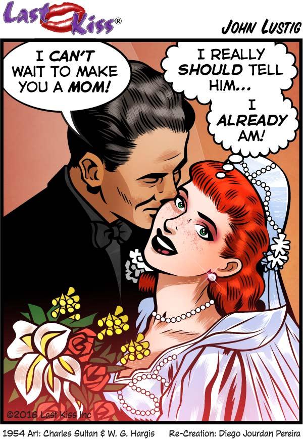 Bridal Bombshell