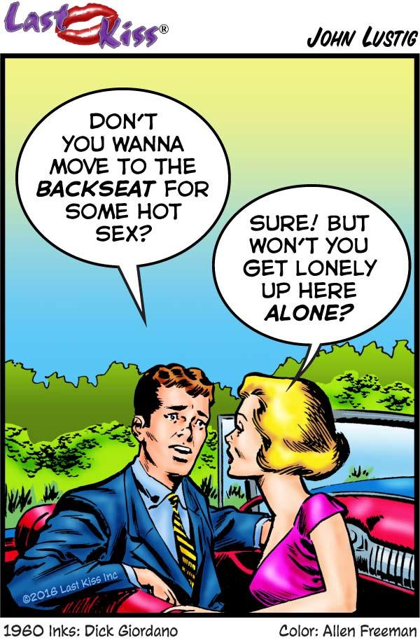 Backseat Love