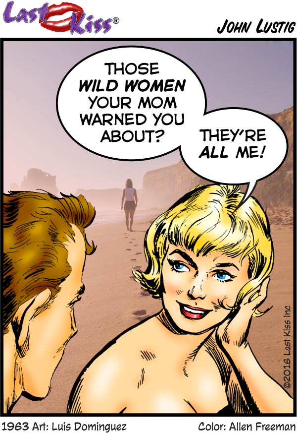 Wild Beach Women