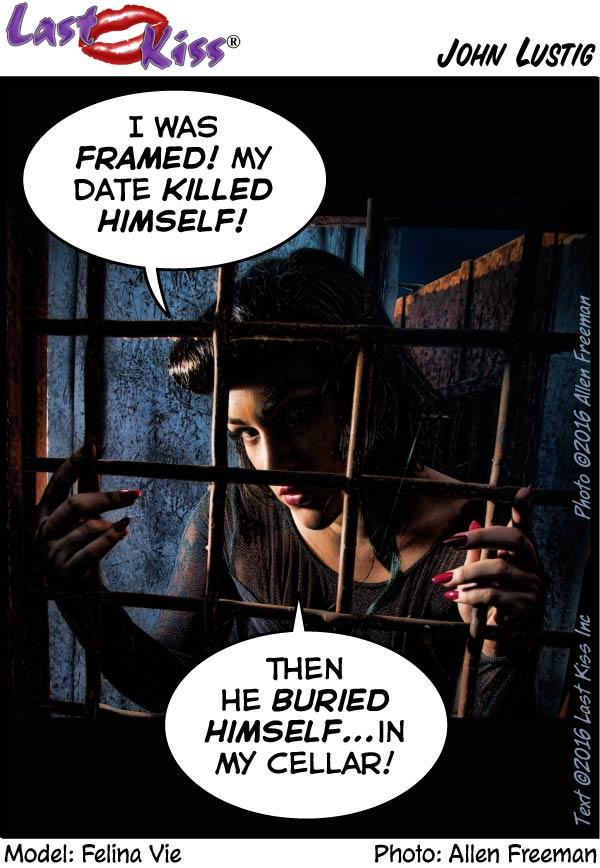 Guilty or Framed?