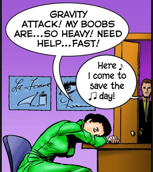 Gravity Attack