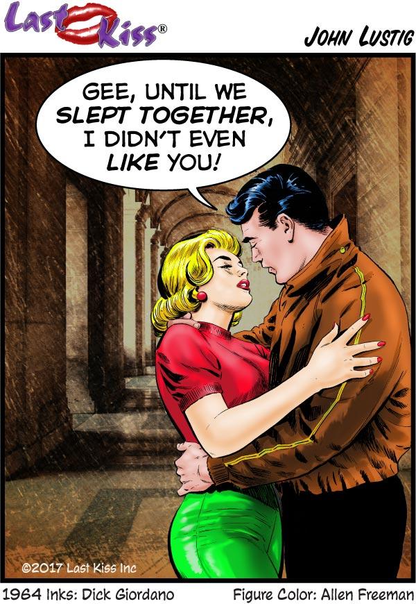 I Like the Way You Sleep