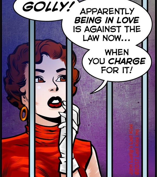 A Law Against Love