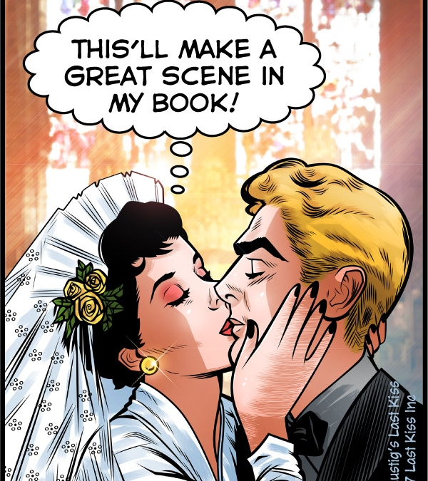 A Novel Wedding