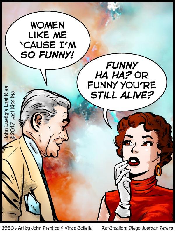 Funny Ha Ha?