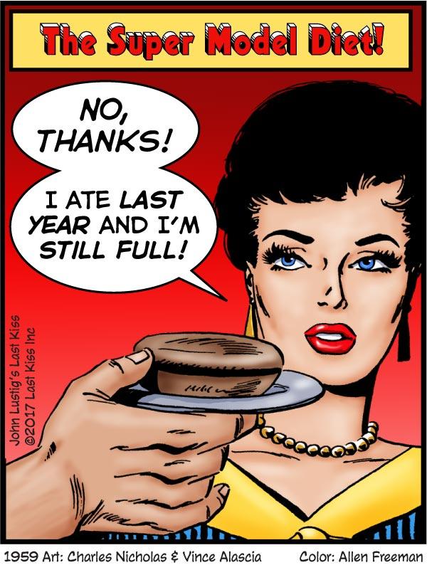 A Model Diet Plan