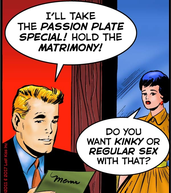Order the Passion Plate Special