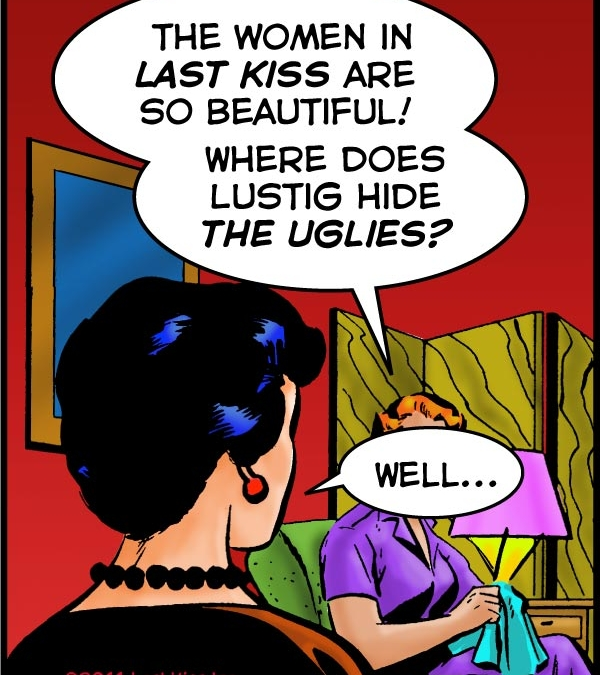 Beautiful Last Kiss Women